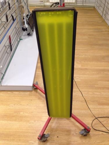 Большая светодиодная лампа Nussle Spezialwerkzeuge