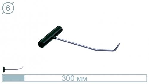 Крючок № 10031 PDRC-3 (КРЭ)