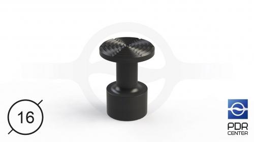 NUSSLE PROFI Пистоны для минилифтера (Ø 16, черные)