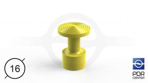 Клеевой грибок NUSSLE SUPER, Ø 16 мм