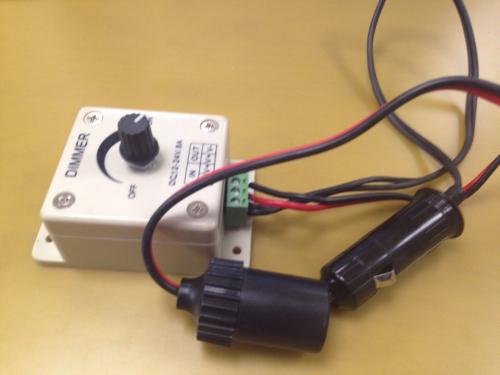 Диммер для регулировки яркости света на LED-лампах