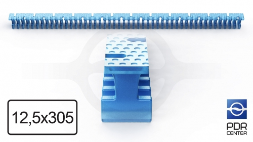 Клеевая лента Keco Centipede ICE (12,5 mm)