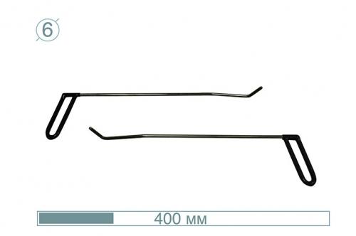 Крючки 12002 (PDRC-15) (Пара)