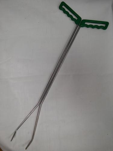 Правый угловой и левый угловой (длина 58 см, угол загиба 45º, Ø 8 мм)