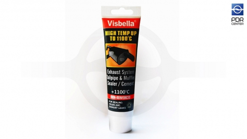 Герметик Visbella для ремонта глушителей, печей и каминов