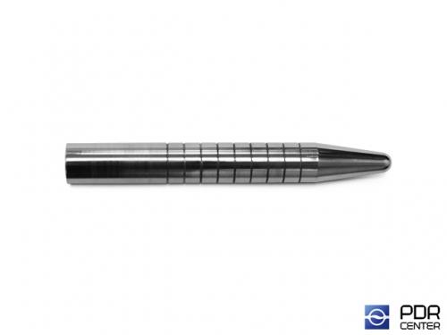 Керн из нержавеющей стали (закруглённый), Ø 13 мм (1/2), длина 10 см