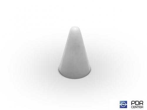 Насадка для мини-молотка (тефлоновая)