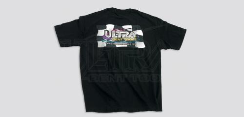 Футболка Ultra Dent Tools черная (XXL)