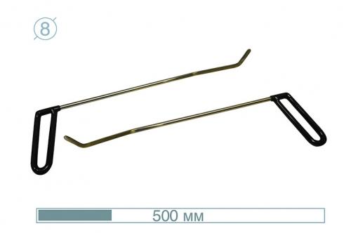 Крючки 12003 (PDRC-14) (Пара)