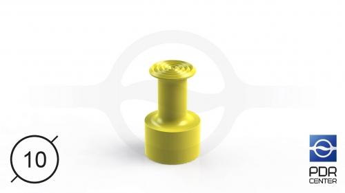 NUSSLE PROFI Пистоны для минилифтера (O 10, желтые)