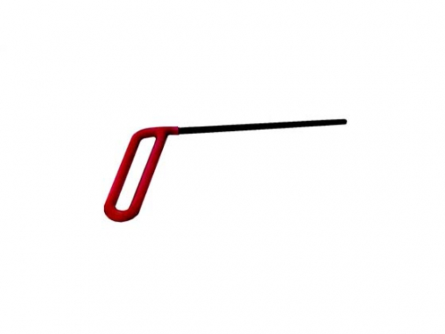 Крючок №36 Длина 17 см. Ø6 мм.
