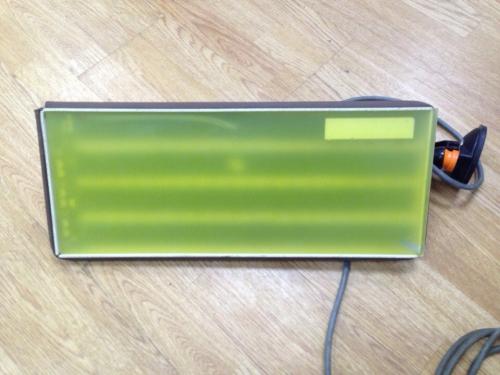 Переносная светодиодная лампа,на присоске Nussle Spezialwerkzeuge
