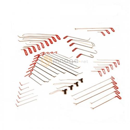 Company Set - Комплект крючков из пружинистой стали, 50 крючков