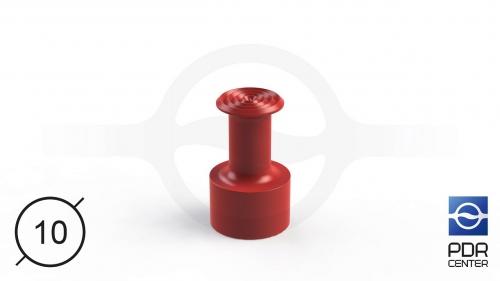NUSSLE PROFI Пистоны для минилифтера (Ø 10, красные)
