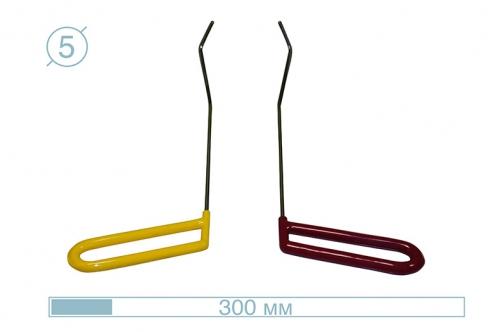 Крючки 12011 (PDRC-16) (Пара)
