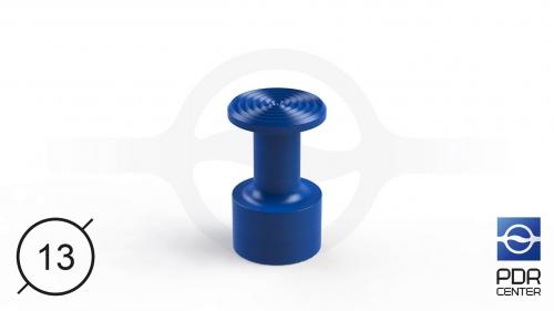 NUSSLE PROFI Пистоны для минилифтера (Ø 13, синие)