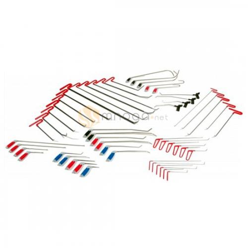 Deluxe Set - Комплект крючков повышенной комфортности из пружинистой стали, 53 крючка