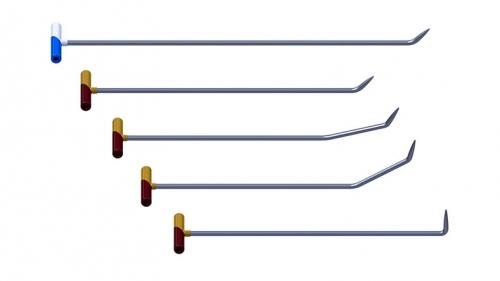 Комплект инструмента 02006