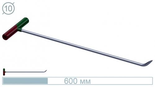 Крючок 10011 (№13n)
