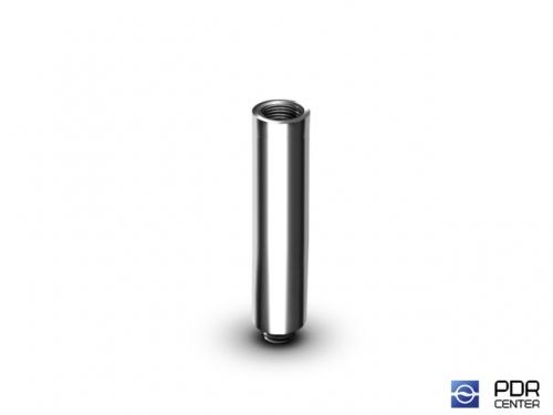Удлинитель с резьбой (Ø 11 мм, длина 50 мм)