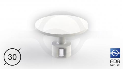 ULTRA клеевой грибок с магнитом (Ø 30 мм)