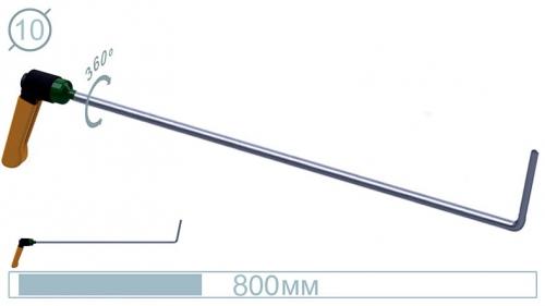Крючок 09023