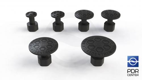 Клеевые грибки Atlas Olympian (комплект из 6-ти штук)