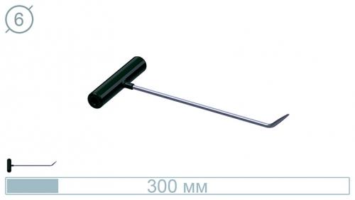 Крючок № 10028 PDRC-4 (КРЭ)
