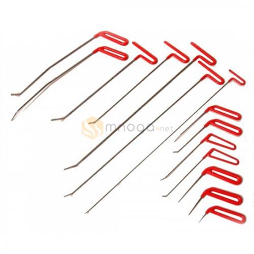 Комплект крючков из пружинистой стали, 14 крючков