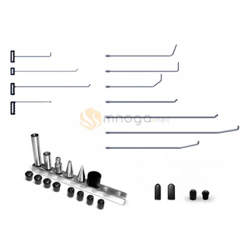 Комплект крючков Ultra S (11 крючков, комплект насадок)