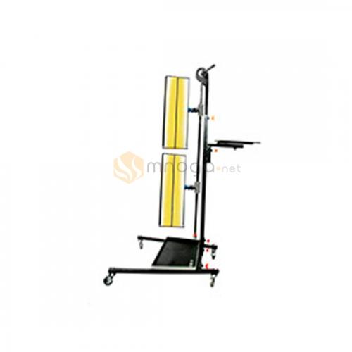 Лампа профессиональная ЛС-4wings, размер каждого плафона 450х150 мм