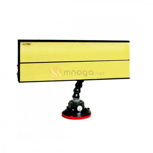 LED Лампа на присоске LV-P2 (4 полосы), размер 450х150 мм