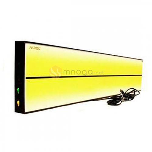 LED плафон в сборе PL-1 classic, размер 920х175 мм