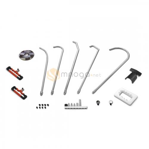 Набор для ремонта мотоциклов (5 крючков, 2 аксессуара, комплект насадок)