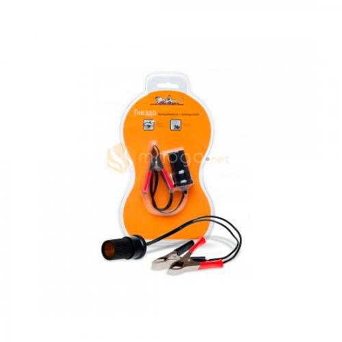 Переходник на аккумулятор для LED-ламп