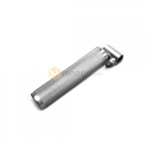 Ручка алюминиевая съёмная малая (угол по отношению к крючку 90º)
