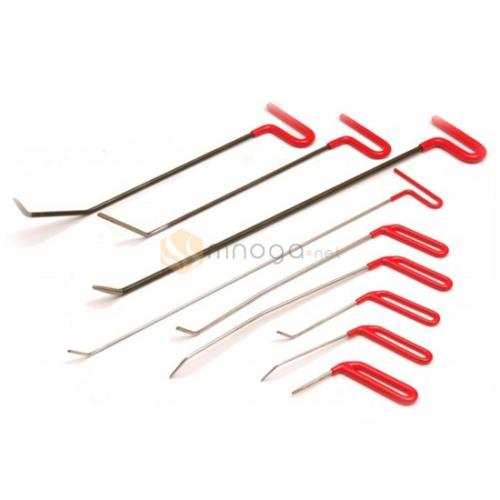 Starter Set - Комплект крючков из пружинистой стали, 9 крючков